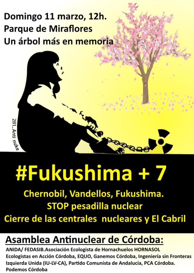 Asamblea Antinuclear de Córdoba @ Parque de Miraflores