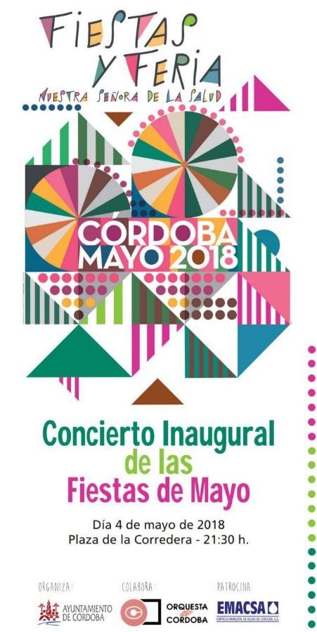 Concierto Inaugural de las Fiestas de Mayo @ Plaza de la Corredera